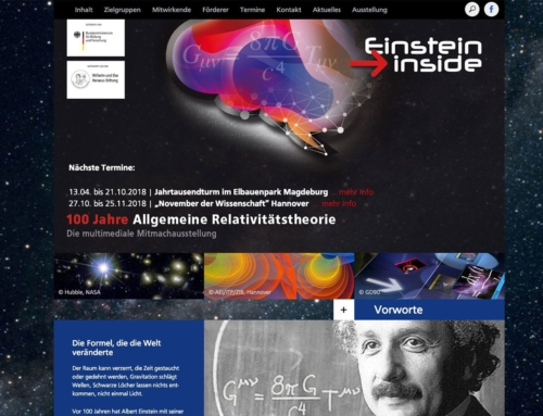 Einstein Inside