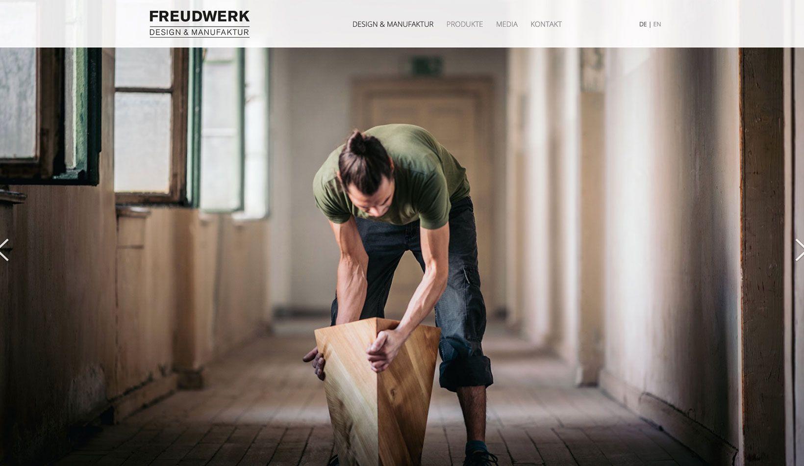 FREUDWERK - Design & Manufaktur