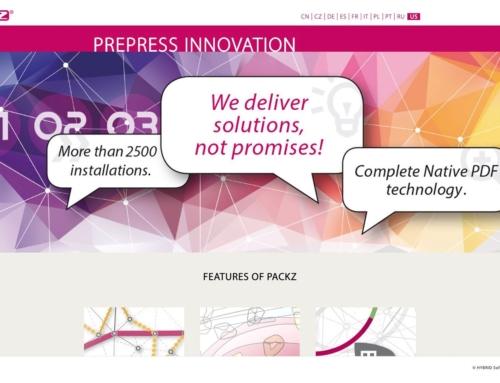 PACKZ Software GmbH – Hybridsoftware