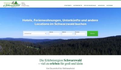 Reisetraum Schwarzwald