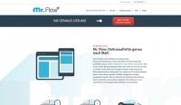Mr. Flow - Onlineauftritte genau nach Maß