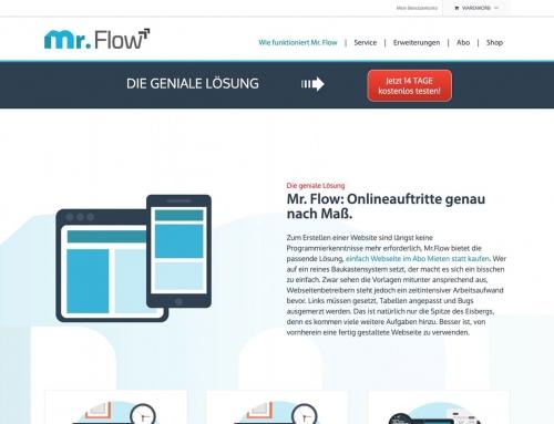 Mr. Flow