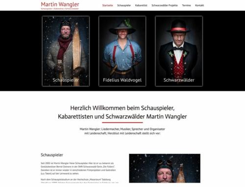 Martin Wangler